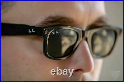 2021 RAY-BAN STORIES Facebook Smart Glasses Blue polarized blue Limited RW4002