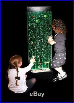 Large Water Bubble Wall with Colour Changing LED Lights Sensory Furniture