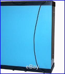 MB-4 Acrylic Display Case LED Light Box for four 12 1/6th Scale Avengers Figure