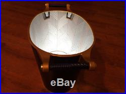 Rare Grey Goose Large 4 Bottle LED Lighted Ice Bucket 2018 Edition With Handles