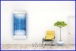 Wall Hung Bubble Wall with Colour Changing LED Lights Sensory Furniture
